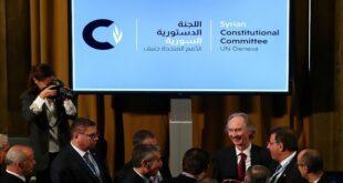 """""""ثلاثي أستانا"""" يرفض التدخل الخارجي في عمل اللجنة الدستورية السورية"""