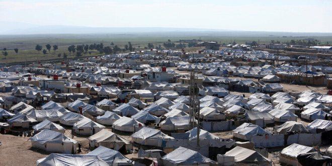 تصاعد عمليات القتل الغامضة داخل مخيم الهول شمال شرق سوريا