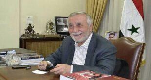 وفاة سفير سوريا السابق في الأردن اللواء بهجت سليمان