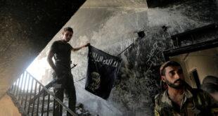 """""""سانا"""": القوات الأمريكية تنقل دفعة جديدة من سجناء """"دا عش"""" من الحسكة إلى قاعدتها في التنف"""