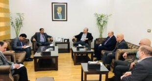 أول إعلان رسمي سوري عن نشاط القائم بأعمال سفارة ليبيا بدمشق