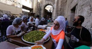 لقاء بين الاوقاف و التجار ... لمساعدة الفقراء في رمضان