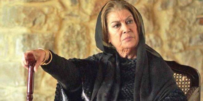 """منى واصف """"سيدة الدارما السورية"""".. بدأت عارضة أزياء و4 رجال مروّا في حياتها"""