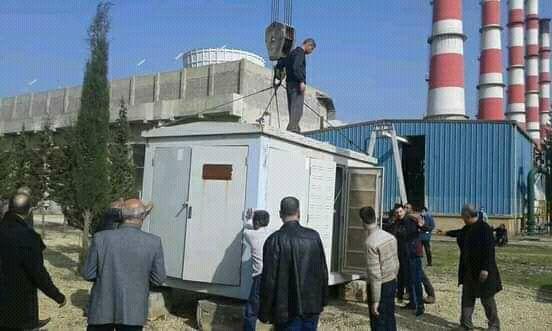 بدء الإجراءات المبدئية لإعادة تأهيل المحطة الحرارية بريف حلب الشرقي