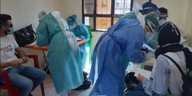 ازدياد حالات المراجعين للإسعاف في جميع المحافظات بأعرض تنفسية مشتبهة