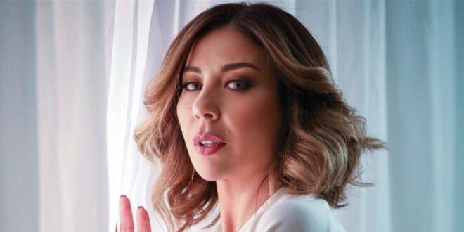 رولا شامية تتحدّث عن طلاقها وعلاقتها بنجل جورج وسوف