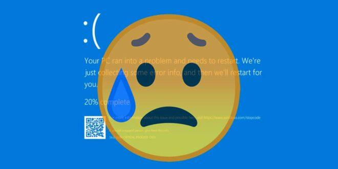 ويندوز 10 يتلقى تحديثًا لحل مشاكل الشاشة الزرقاء الجديدة