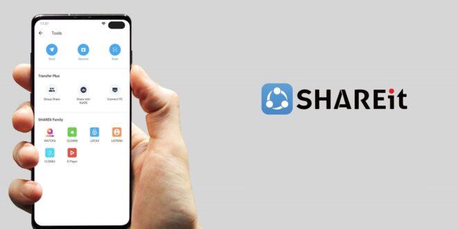 إحذر: تطبيق Shareit يعرض هاتفك للخطر!