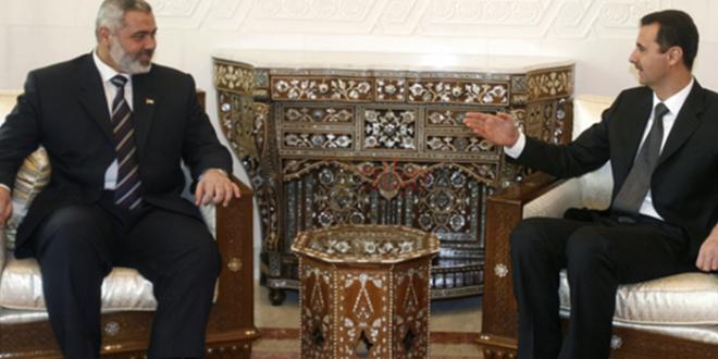 حماس العائدة إلى الحضن السوري.. هل تصلح الوساطة ما أفسدته الحرب؟