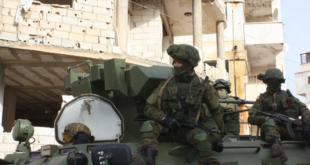 تدفق التعزيزات العسكرية الروسية إلى مطار القامشلي يتواصل