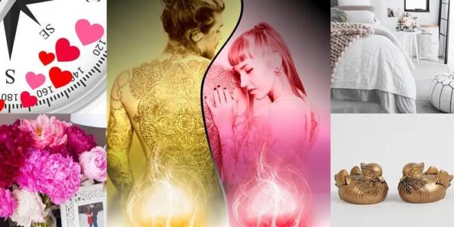 10 أسرار لجذب طاقة الحب إلى حياتك وفقاً لنصائح فنغ شوي