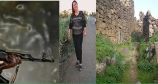 في السويداء.. قتلها بواحد وعشرين طلقة لأنها أرادت الطلاق