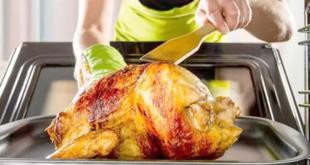 نصائح عدة… اتبعيها عند طهي الدجاج