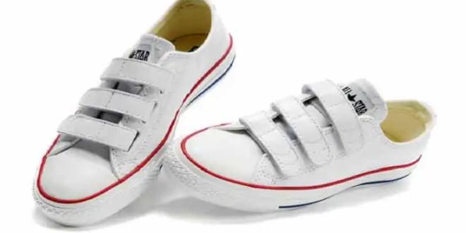 بدقيقة واحدة.. طريقة سحرية لتنظيف الحذاء الأبيض