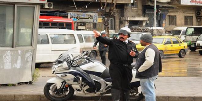 في دمشق.. شرطي يعثر على شيك بقيمة 44 مليون ليرة ويعيده لصاحبه