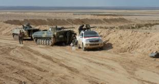 عملية جديد للجيش السوري بين الميادين والتخوم الشمالية للتنف