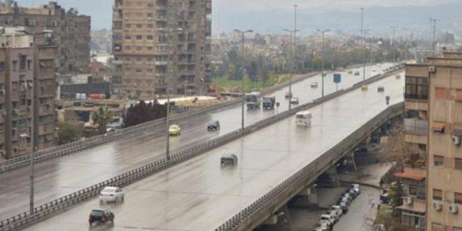 مشروع لصيانة مسار الطريق من المزة باتجاه مطار دمشق الدولي بتكلفة تتجاوز المليار ليرة
