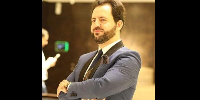 مغترب سوري يفوز بجائزة الأوسكار التعليمي بدبي
