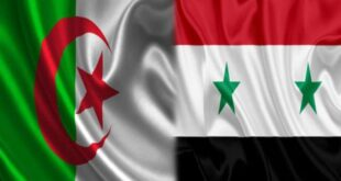 بدء العمل لتفعيل مجلس رجال الأعمال السوري الجزائري المشترك