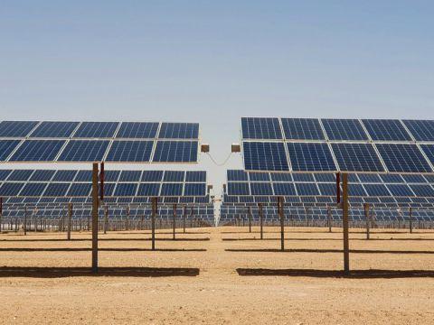 توقيع عقد محطة كهروضوئية تؤمّن 50 بالمئة من كهرباء الشيخ نجار الصناعية
