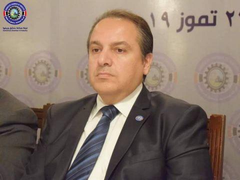رئيس لجنة التصدير المركزية في اتحاد غرف الصناعة يحذر من هجرة الصناعة وضياع فرص العمل