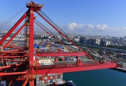 إنشاء خط شحن بحري منتظم بين سورية وإيران