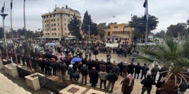 قسد تفك حصارها عن مراكز الحكومة السورية في الحسكة والقامشلي