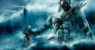 """ظهور """"إله البحر"""" يثير الجدل عبر مواقع التواصل"""