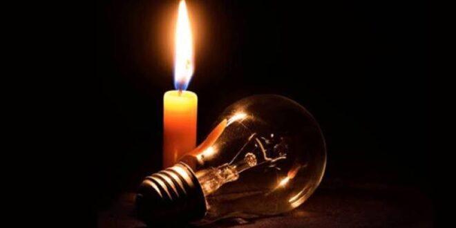 على ذمة مدير الكهرباء :التقنين في ريف دمشق ٤ونصف قطع ساعة ونصف وصل