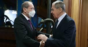 لافروف: الأزمة السورية والأوضاع في العالم العربي كانت فحوى اجتماعنا مع الجانب الأردني