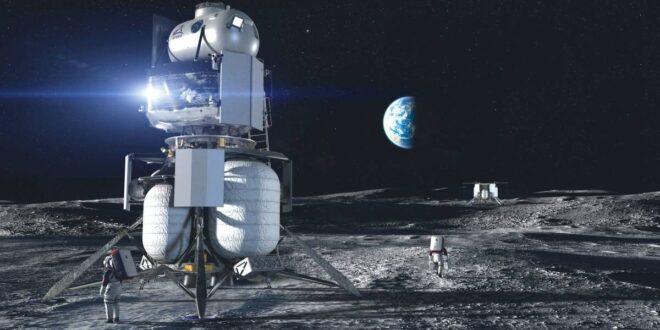 دراسة مثيرة تكشف سر وجود المياه على سطح القمر .. فيديو