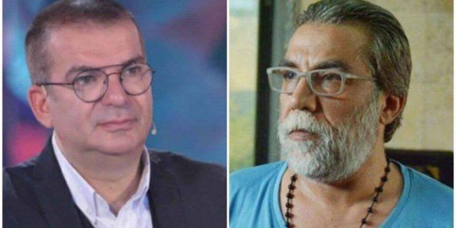 """أيمن رضا يرد على دعوة طوني خليفة لمحاكمته: """"هدي شوي ع حالك مو لابقلك"""""""