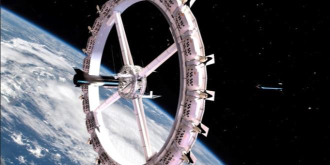 الإقامة في الفضاء ستصبح حقيقة