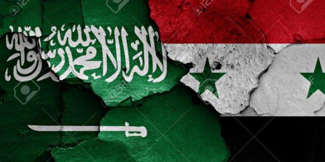 السعودية تضع شرطاً للمشاركة في اعادة اعمار سوريا