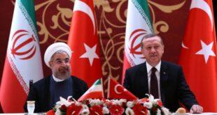 هل تتجه ايران وتركيا للصدام في الشرق الاوسط؟