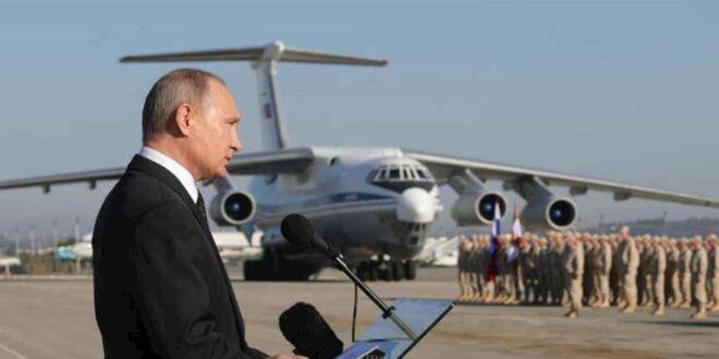 توسع عسكري روسي في سوريا واتفاق مع الأسد في الأفق