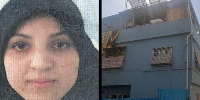 سورية حامل تسقط من فوق سطح منزلها بتركيا