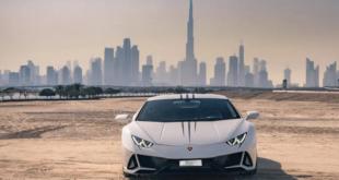 شرطة دبي تحبط سرقة لامبورغيني