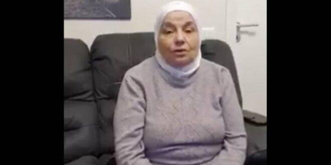 """لاجئة سورية في السويد تؤيد الرئيس الأسد في """"الانتخابات المقبلة"""" وتثير غضب المعارضة.. شاهد!"""
