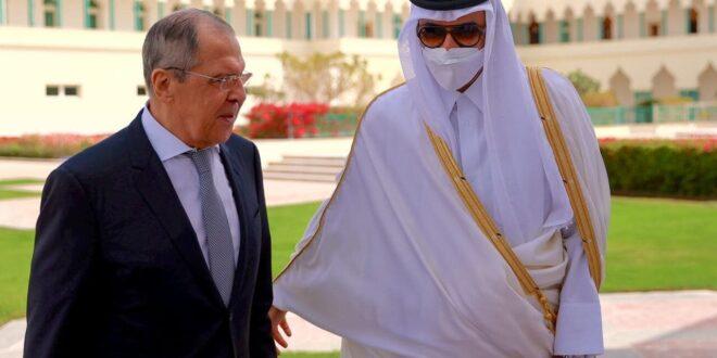 ما هي المطالب التي حملها لافروف حول سوريا في جولته على دول الخليج؟