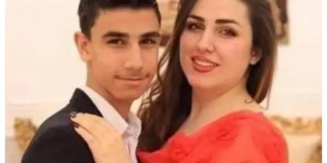 مراهق عراقي يتزوج من فتاة تكبره بـ12 عامًا