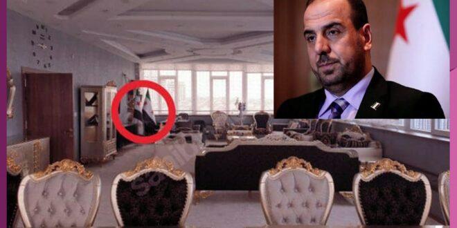 رئيس الائتلاف يعرض منزله للبيع في تركيا.. فهل اقترب الرحيل؟