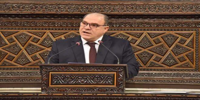 وزير العدل: المواطن بدأ يشعر بثقة أكثر من السابق