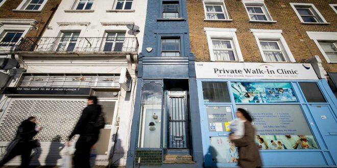 ثمن قرية كاملة أقل من سعر شقة في لندن