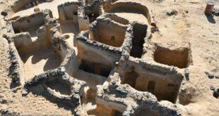 مصر.. اكتشاف آثار مسيحية قبطية تعود للقرن الخامس الميلادي