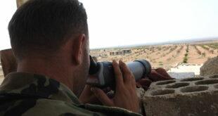 صاروخ سوري يحيّد 6 مسلحين صينيين بريف إدلب