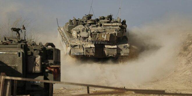 الجيش الإسرائيلي ينهي مناورات تحاكي حربا برية في سوريا ولبنان