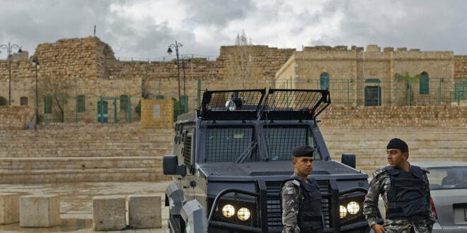 التسلل من الأراضي السورية إلى الأردن