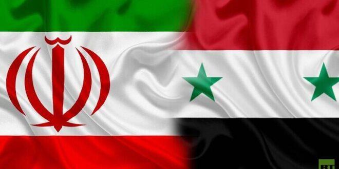 شاهد.. سوريا تخسر أمام إيران بالثلاثة
