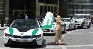 """شرطة دبي تعلن عن وظيفة لمن هم خارج الإمارات بـ30 ألف درهم و""""إقامة ذهبية"""""""